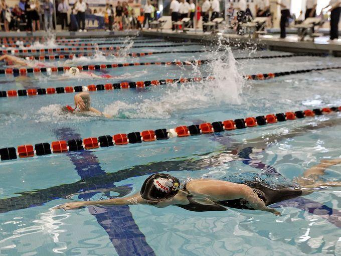 New years challenge at bucknell university 2018 - Bucknell university swimming pool ...