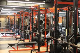 Weight Room @ Cumberland Valley High School