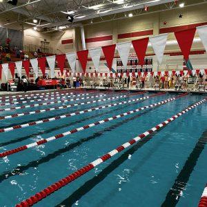 Pre Season Swim Practice